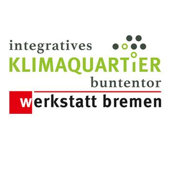 Logo integratives Klimaquartier