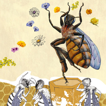 Sprache der Bienen