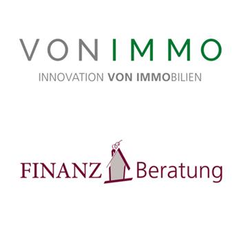 Logo VONIMMO und Finanzberatung
